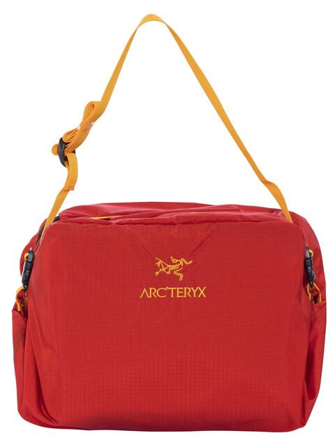 Arc'teryx Haku rood